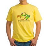 Nursing Assistant Yellow T-Shirt