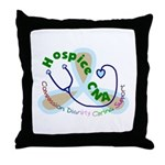 Nursing Assistant Throw Pillow