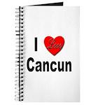 I Love Cancun Journal