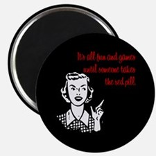 "It's All Fun & Games 2.25"" Magnet (10 pack)"