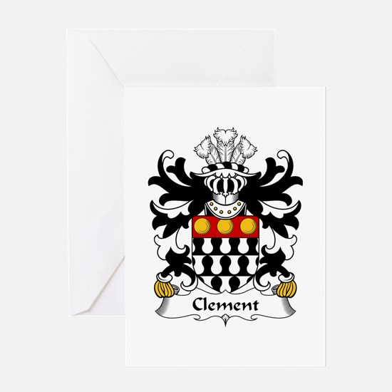 Clement (of Cardiganshire) Greeting Card