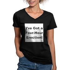 I've Got a Four-Hour Erection Shirt