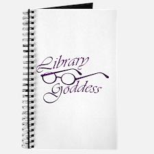 Library Goddess Journal