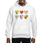 Eleanor's Blooms Hooded Sweatshirt