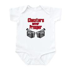 Cheaters Infant Bodysuit