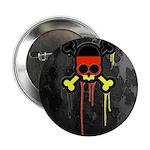 German Punk Skull 2.25