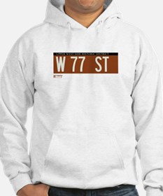 77th Street in NY Hoodie
