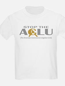 Anti-ACLU T-shirts, Apparel & Kids T-Shirt