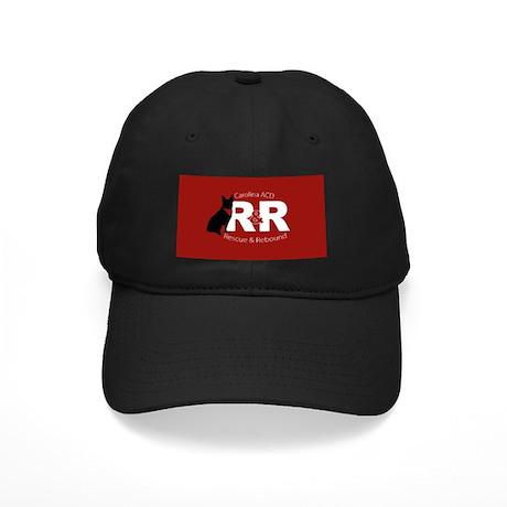 R&R Logo Black Cap
