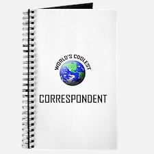 World's Coolest CORRESPONDENT Journal