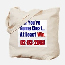 Cheaters Tote Bag