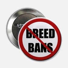 No Breed Bans Button