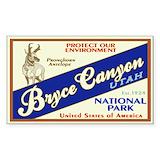 Bryce canyon national park Single