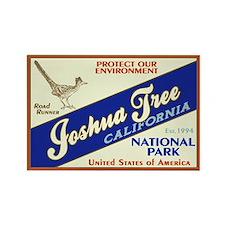 Joshua Tree (Road Runner) Rectangle Magnet