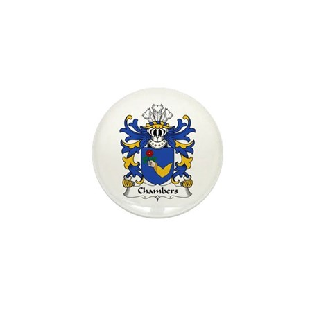 Chambers (of Denbighshire) Mini Button (10 pack)