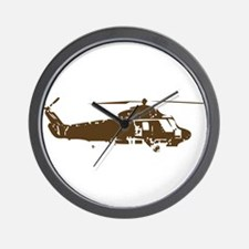 COPTER Wall Clock