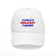 World's Greatest Farmer (A) Baseball Cap