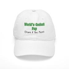World's Coolest Pap Baseball Cap