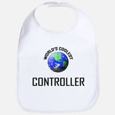 World's Coolest CONTROLLER Bib