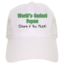 World's Coolest Papaw Baseball Cap