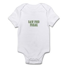 Raw Food Freak Infant Bodysuit