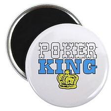 Poker King Magnet