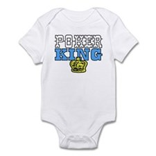 Poker King Infant Bodysuit