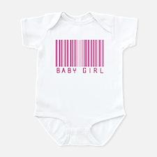 Barcode Baby Infant Bodysuit