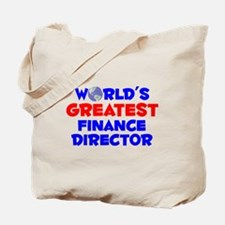 World's Greatest Finan.. (A) Tote Bag