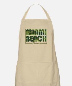 Summer miami beach- florida Light Apron