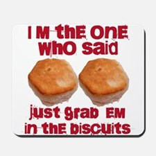 Biscuits Mousepad