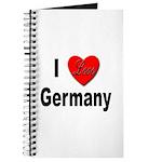 I Love Germany Journal