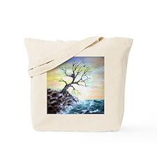 """Coastal Tree"" Tote Bag"