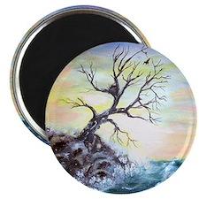 """""""Coastal Tree"""" Magnet"""
