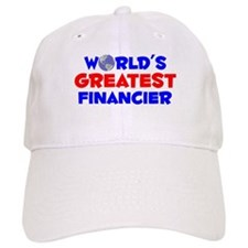 World's Greatest Finan.. (A) Baseball Cap