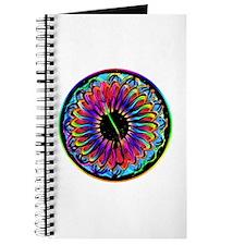 Sumi-e Rainbow Mandala Journal