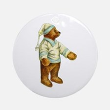 TEDDY BEAR Ornament (Round)