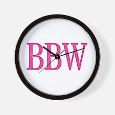 BBW Wall Clock