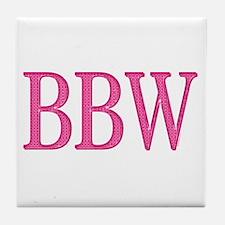 BBW Tile Coaster