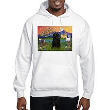 Puli in Fantasy Land Hoodie