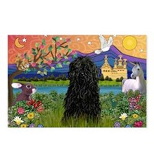 Puli in Fantasy Land Postcards (Package of 8)