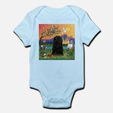 Puli in Fantasy Land Infant Bodysuit