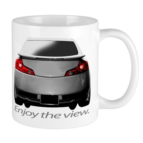 "G35 ""Enjoy the view."" Mug"