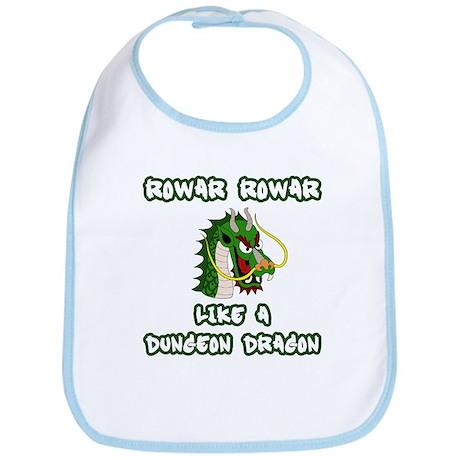 Dungeon Dragon Bib