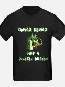 Dungeon Dragon T