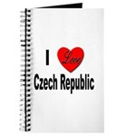 I Love Czech Republic Journal