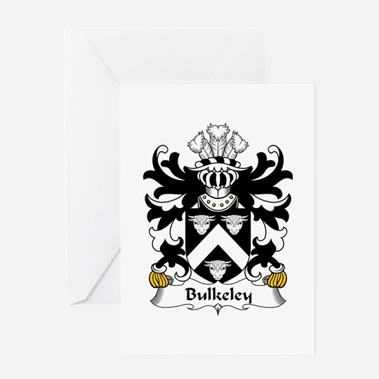 Bulkeley (of Anglesey) Greeting Card