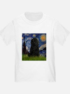 Starry Night (Van Gogh) & Puli T