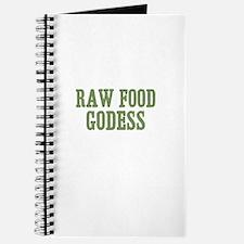 Raw Food Godess Journal