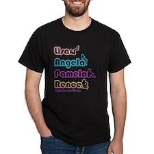 Around The Way Girls T-Shirt